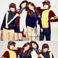 or lovely girls SNSD by SujuSaranghae