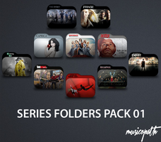 Series Folders Pack-01 by musicopath