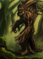 Forest Giant by SpideyCreed