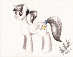 Art Trade to CookiesandCake by subject-Delta2