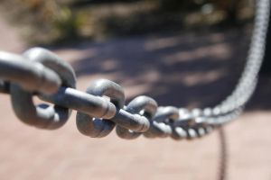 Chains which link us. by lizebabii