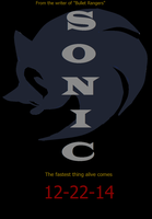 SONIC: teaser poster by JamesMuthfuknBristol