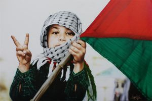 For Palestine by STiX2000