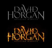 David Hordgan Logotype by isisdesignstudio