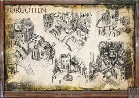 Forgotten - Level design ideas by ThoRCX