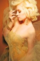 Golden Girl by Jenn-Ryan by alt-couture