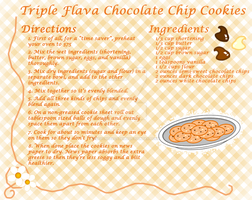Triple Flava Chocolate Chip... by DevChefAcademy