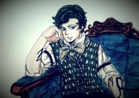 The Infernal Devices : Will Herondale by BakaAden