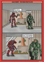 Halo short: The show by Skyward-Dreamer