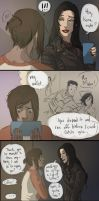 Korrasami Week Day 4: Lips by plastic-pipes
