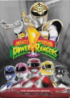 Mighty Morphin Power Rangers the complete series by Marco-the-Scorpion