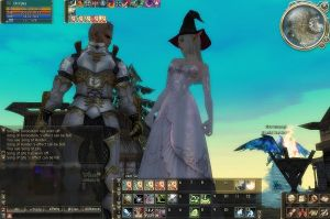 Gameplayer Lineage 2  Love l2 by kolesina