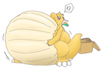 Dragonite- Livin' it Large by chad-0z