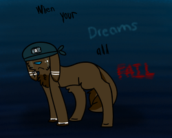 :: When Your Dreams ALl Fail...:: by Fluffuu
