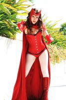 Scarlet Witch SDCC by OneToughCookie