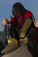 Vincent Valentine by OneShotArtist