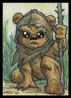 Ewok PSC by lordmesa