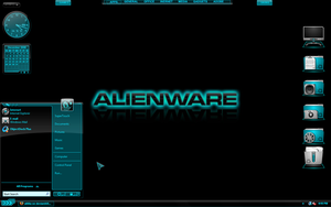 Alien Sirus Desktop by a666a