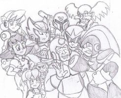 Your Not Megaman!!! by SuperGon-64