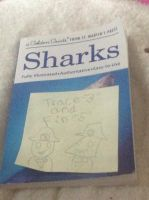SHARKS WITH FIN AND TRACE by Cuttheshadowdemon