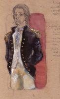 Jack Aubrey by quite-possibly