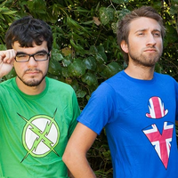 X-ray and Vav T-shirts by gavinfree