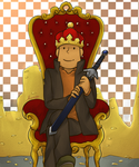 PL: King of Coins by ozamham