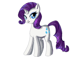 rarity in pixels by ponyswirl