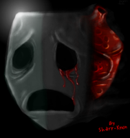 Mask of Infamy by Sharr-Knen