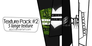 Texture Pack #2 by azy0