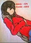music:ON world:OFF by HELLMistress368
