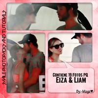 +Photopack Eiza y Liam1-MC 19~SPAT by Maga-Bellarina