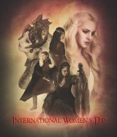 International Women's Day by IreneDuCo