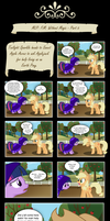 MLP: FIM - Without Magic - Part 6 by PerfectBlue97