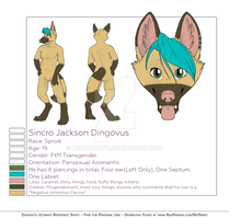 Sincro Ref Sheet 2K15 by Necomantic