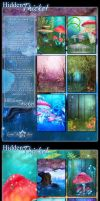 Hidden Thicket Backgrounds by cosmosue