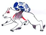 Okami Amaterasu by Up-Your-Arsenal-N90