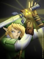 Legend of Zelda - Triforce by AquaWaters