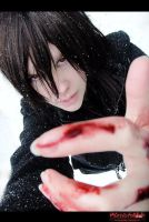 VK: Kaname - snow fell by Aoinagaru