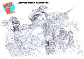 Sketch What If...? 07 by mariods