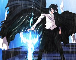 Bleach 541 - New Zangetsu by InEc-Dve