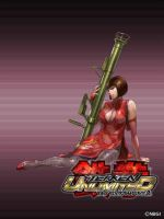 Tekken Tag 2: Anna Williams Concept art by AsukaMinaj