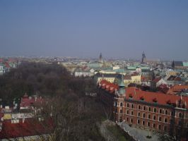 Cracow by Anere