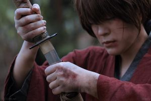 Rurouni Kenshin: Risk Everything by behindinfinity