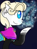 Ponified Queen Elsa - Let it Go by Mewy101