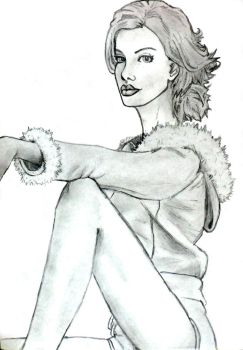 Charlize Theron by DukeofSpades