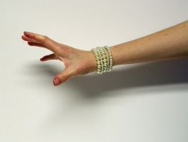 Hand with Pearls Stock14 by D-is-for-Duck