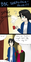 BBC Sherlock - Priority by Dyamirity