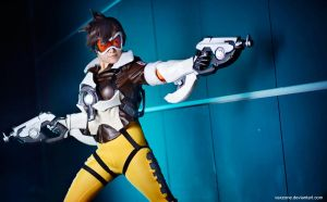 Overwatch - Tracer by vaxzone