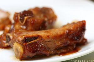 BBQ Rib 1 by patchow